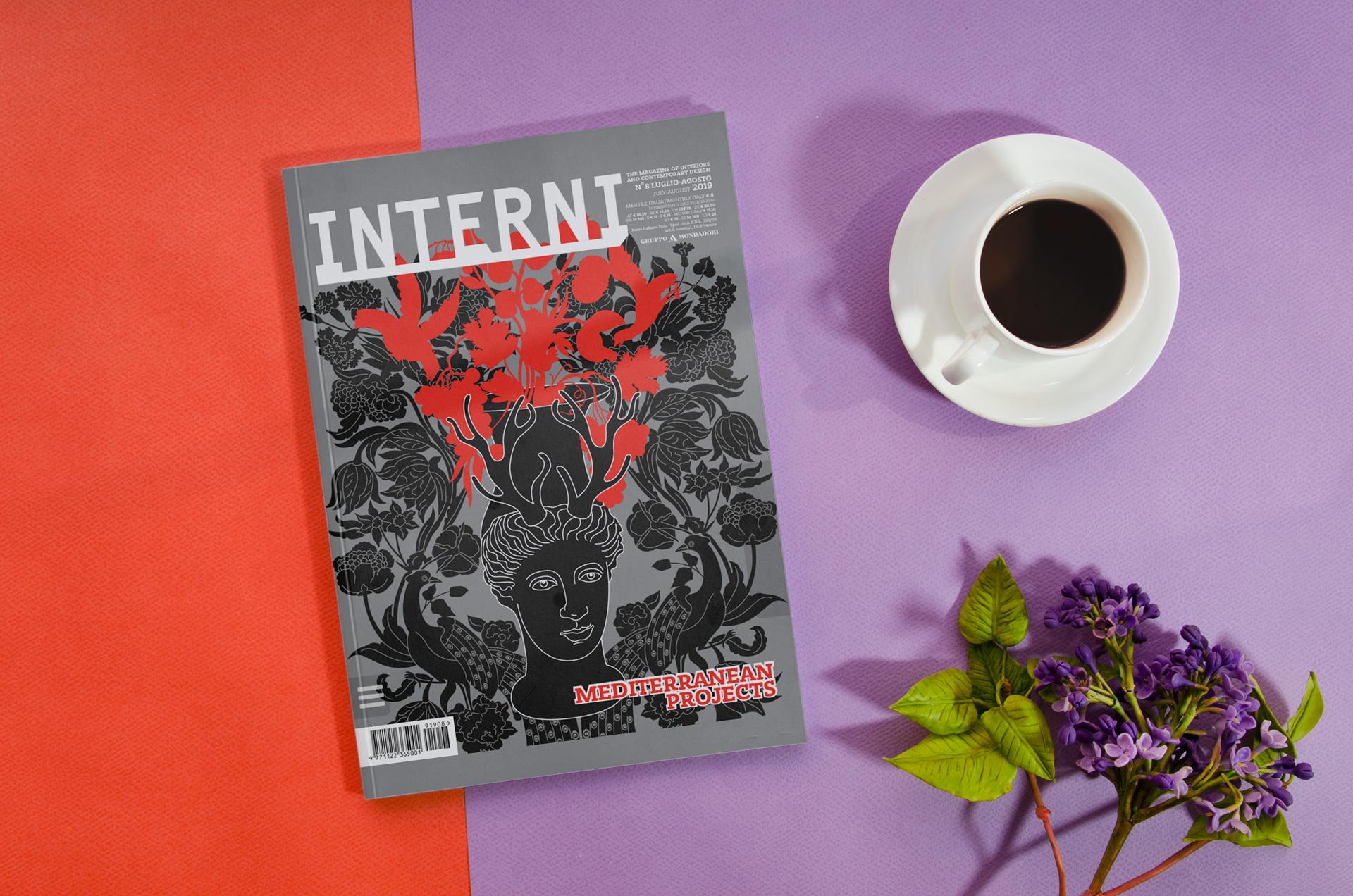 INTERNI MAGAZINE July-August 2019